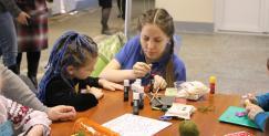 Волонтерский клуб «Доброе сердце» ФДО принял участие  в проведении фестиваля работ исследовательского характера «Я – исследователь»