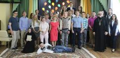 Волонтеры клуба «Доброе сердце» ФДО БГПУ провели благотворительный концерт в ГУ «Детский дом-интернат для детей-инвалидов  с особенностями психофизического развития»